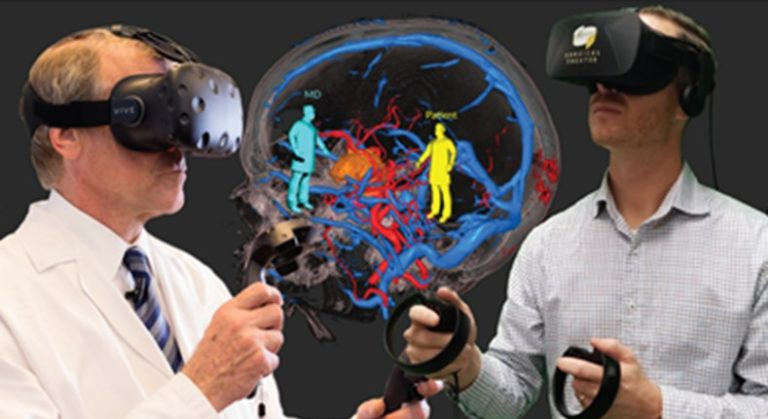 Explore Inside Your Own Brain with Virtual Reality